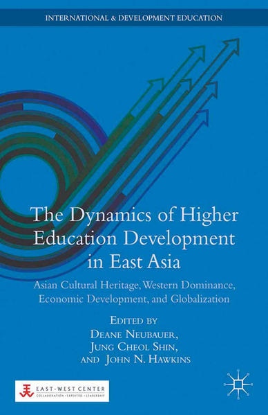 The Dynamics of Higher Education Development in East Asia - Coverbild