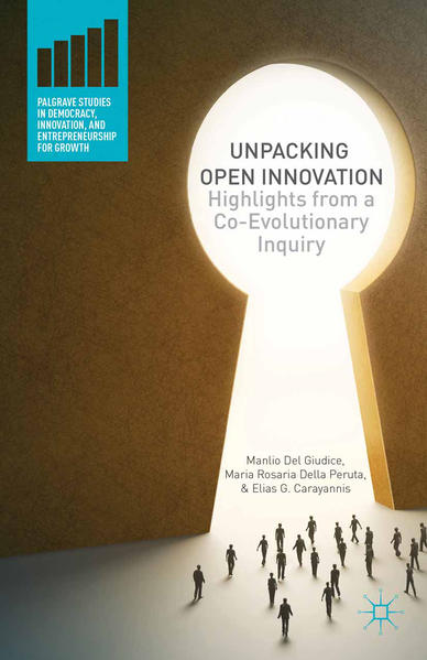 Unpacking Open Innovation - Coverbild