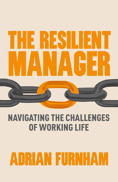 The Resilient Manager - Coverbild