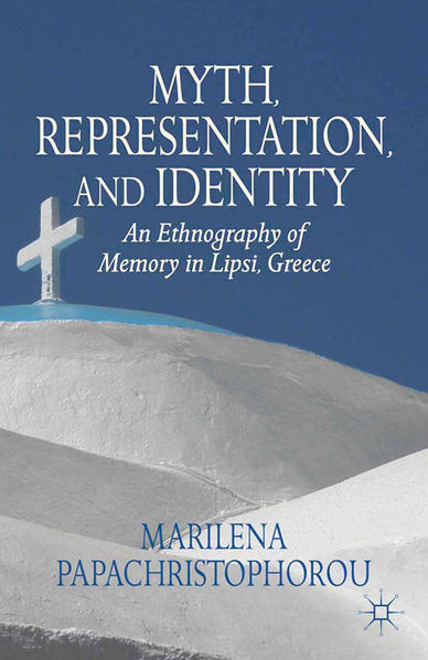 Myth, Representation, and Identity - Coverbild