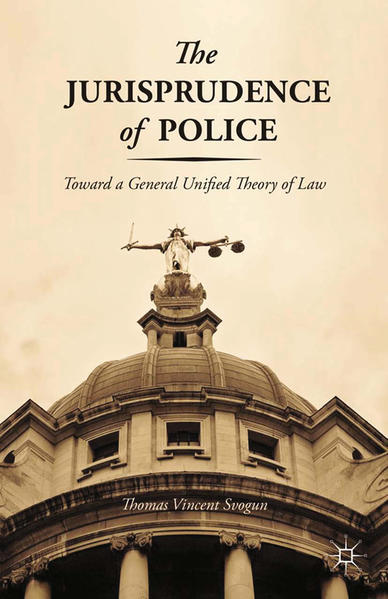 The Jurisprudence of Police - Coverbild
