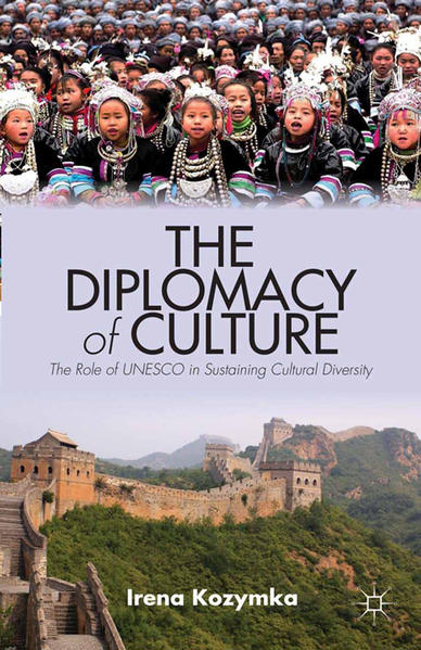 The Diplomacy of Culture - Coverbild