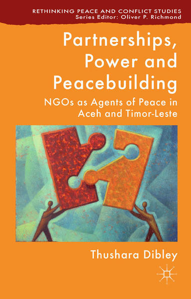 Partnerships, Power and Peacebuilding - Coverbild