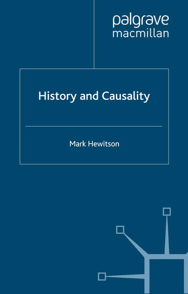 History and Causality - Coverbild