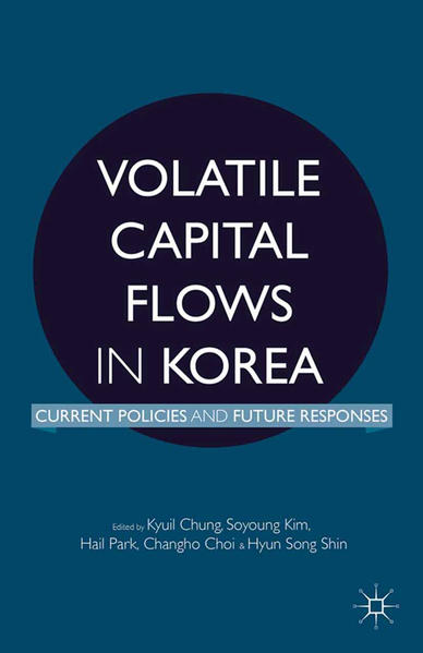 Volatile Capital Flows in Korea - Coverbild