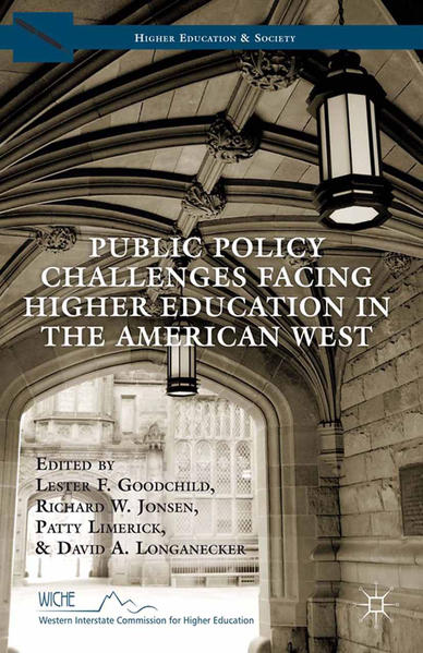 Public Policy Challenges Facing Higher Education in the American West - Coverbild