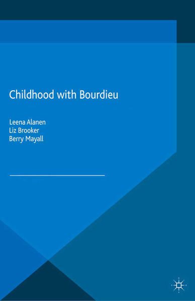 Childhood with Bourdieu - Coverbild