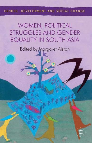 Women, Political Struggles and Gender Equality in South Asia - Coverbild
