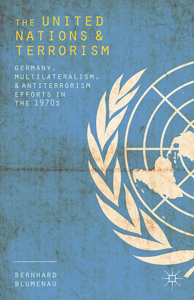 The United Nations and Terrorism - Coverbild