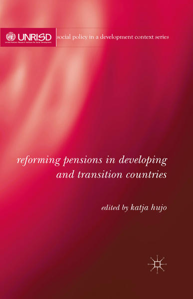 Reforming Pensions in Developing and Transition Countries - Coverbild