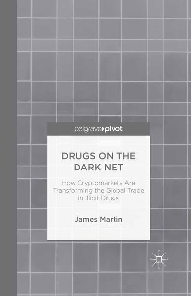 Drugs on the Dark Net - Coverbild