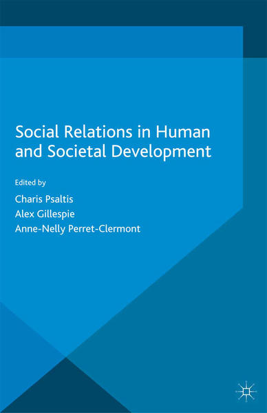 Social Relations in Human and Societal Development - Coverbild