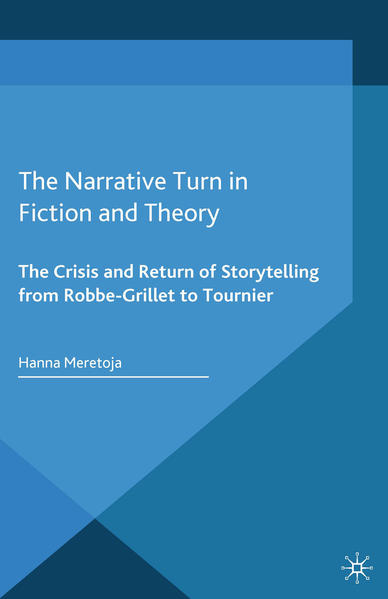 The Narrative Turn in Fiction and Theory - Coverbild