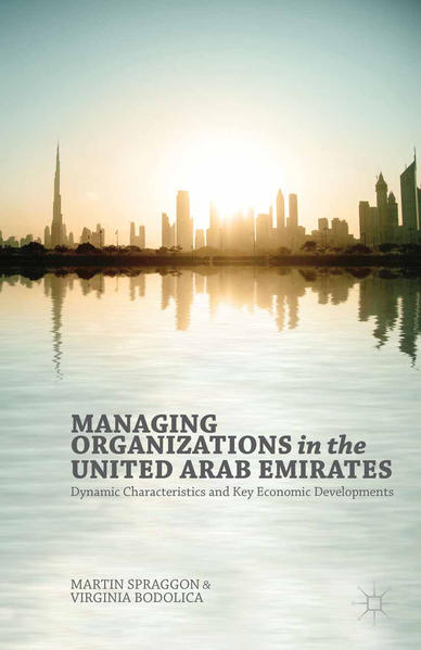 Managing Organizations in the United Arab Emirates - Coverbild