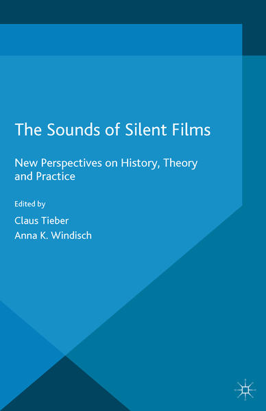 The Sounds of Silent Films - Coverbild