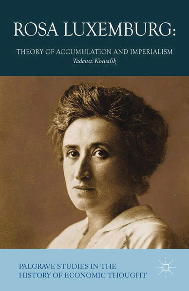 Rosa Luxemburg - Coverbild
