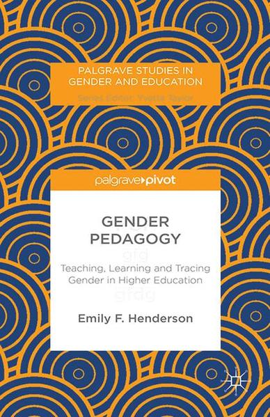 Gender Pedagogy - Coverbild