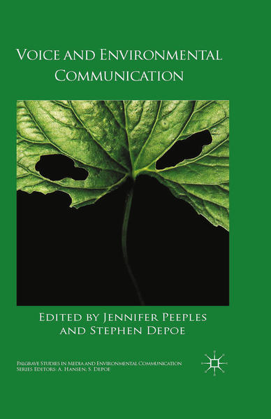 Voice and Environmental Communication - Coverbild