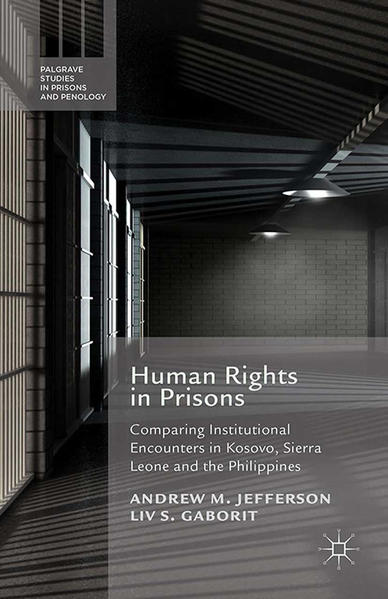 Human Rights in Prisons - Coverbild