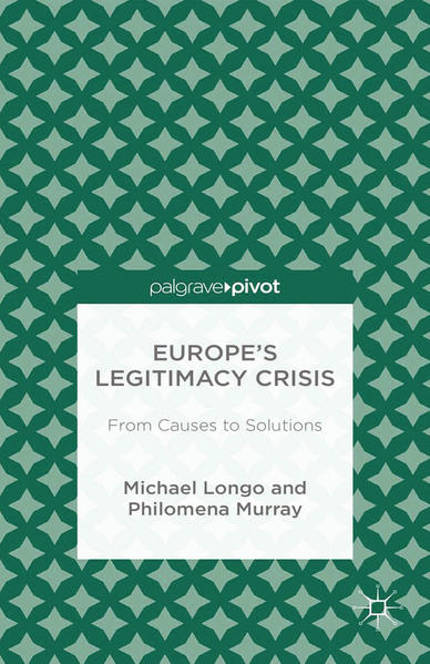 Europe's Legitimacy Crisis - Coverbild