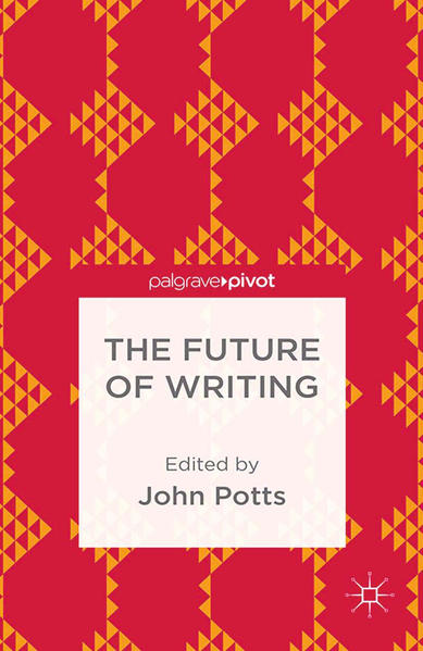 The Future of Writing - Coverbild