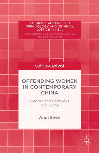 Offending Women in Contemporary China - Coverbild