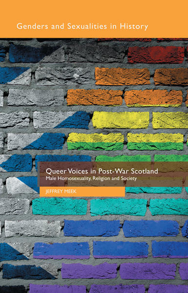 Queer Voices in Post-War Scotland - Coverbild
