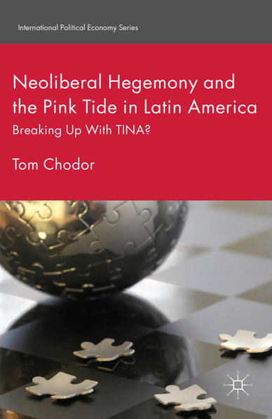 Neoliberal Hegemony and the Pink Tide in Latin America - Coverbild
