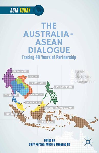 The Australia-ASEAN Dialogue - Coverbild
