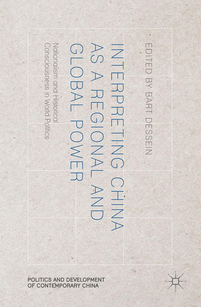 Interpreting China as a Regional and Global Power - Coverbild