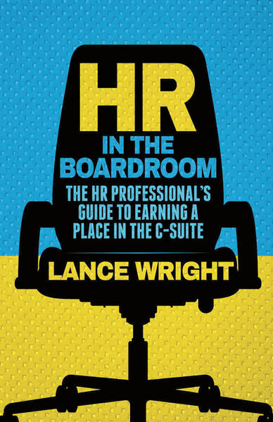 HR in the Boardroom - Coverbild