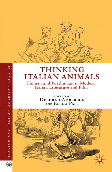 Thinking Italian Animals - Coverbild