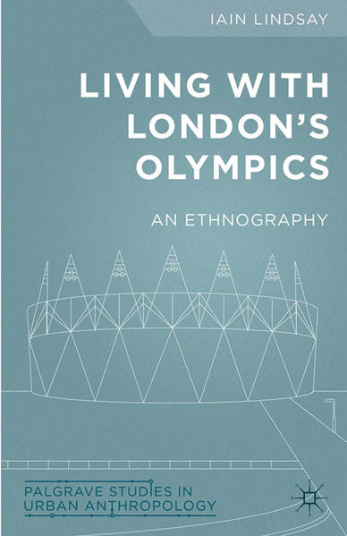 Living with London's Olympics - Coverbild