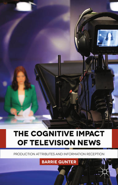 The Cognitive Impact of Television News - Coverbild