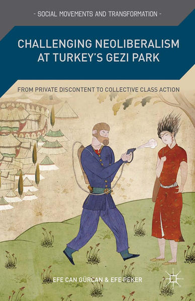 Challenging Neoliberalism at Turkey's Gezi Park - Coverbild