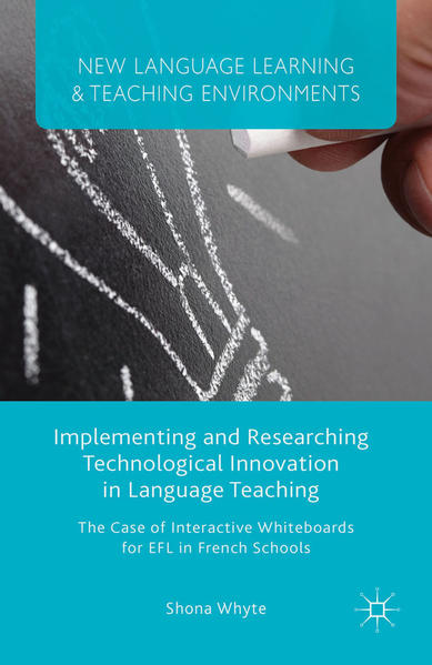 Implementing and Researching Technological Innovation in Language Teaching - Coverbild