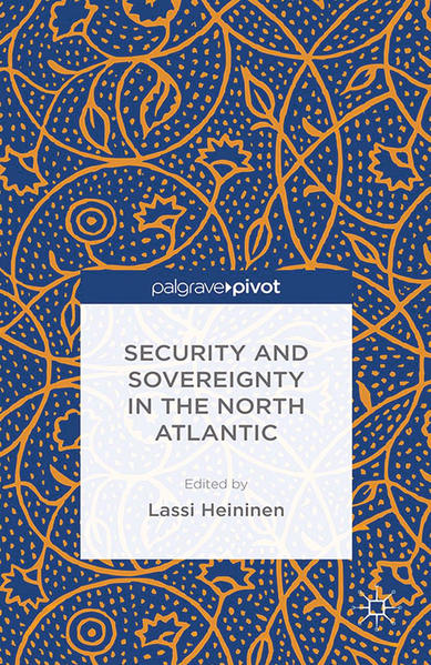 Security and Sovereignty in the North Atlantic - Coverbild