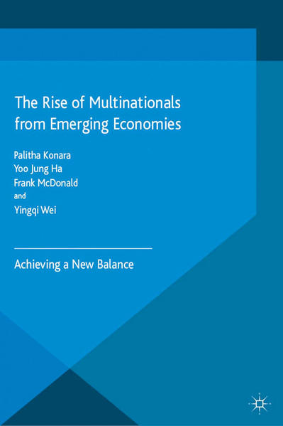 The Rise of Multinationals from Emerging Economies - Coverbild