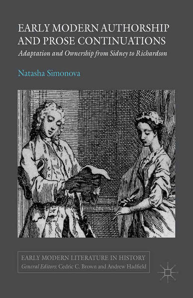 Early Modern Authorship and Prose Continuations - Coverbild