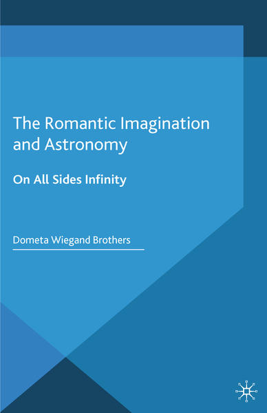 The Romantic Imagination and Astronomy - Coverbild