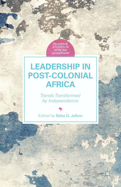 Leadership in Postcolonial Africa - Coverbild