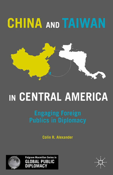 China and Taiwan in Central America - Coverbild