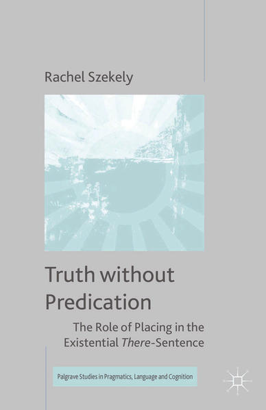 Truth without Predication - Coverbild