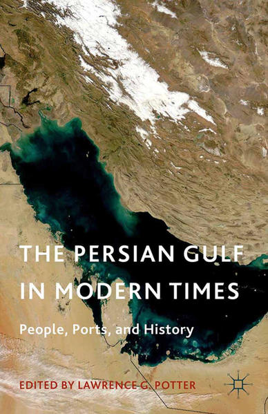 The Persian Gulf in Modern Times - Coverbild
