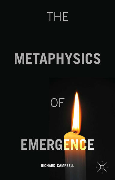 The Metaphysics of Emergence - Coverbild