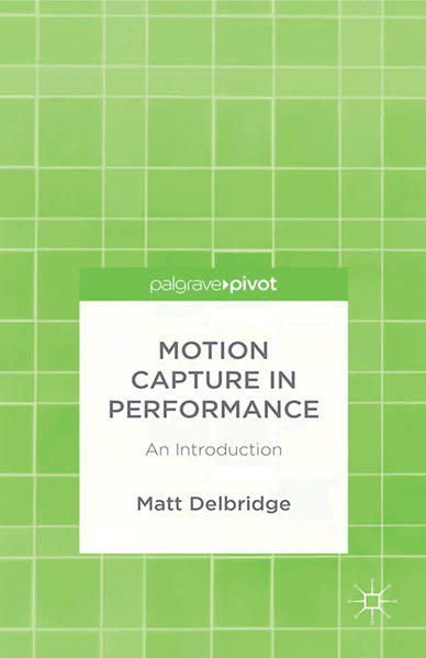 Motion Capture in Performance - Coverbild