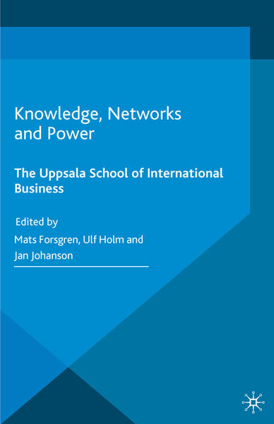 Knowledge, Networks and Power - Coverbild