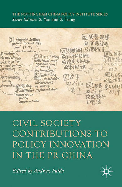 Civil Society Contributions to Policy Innovation in the PR China - Coverbild