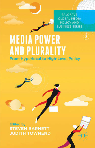 Media Power and Plurality - Coverbild