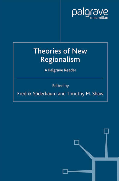Theories of New Regionalism - Coverbild